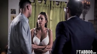 Abigail Mac Her Coitus Casting By Creepy Director
