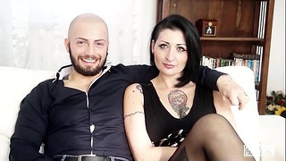 Audition Alla Italiana – #lady Muffin – Extreme Sex Before Butthole For Portuguese Step Step Mature