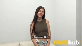 Fake Agent Deepthroating Girl Anya Krey Loves Nasty Desk Fuck During Casting