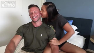 Natalia Gets Some Muscle Cock from Milf Bodybuilder Heath